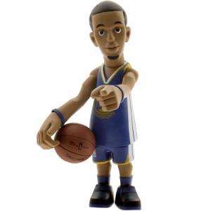 NBA フィギュア x coolrain nba golden state warriors stephen curry arena box figure blue|fermart-hobby