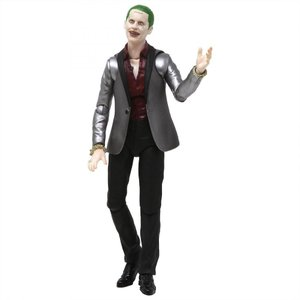 スーサイド スクワッド Suicide Squad フィギュア s.h.figuarts suicide squad the joker figure silver fermart-hobby