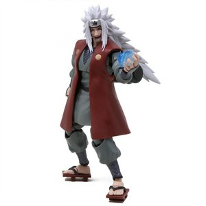ナルト Naruto Shippuden フィギュア s.h.figuarts naruto jiraiya figure olive|fermart-hobby
