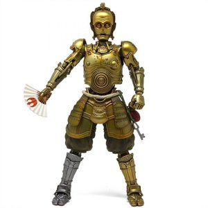 スターウォーズ Star Wars フィギュア meisho movie realization star wars honyaku karakuri c-3po figure gold|fermart-hobby