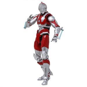 ウルトラマン Ultraman フィギュア s.h. figuarts netflix ultraman the animation ultraman figure silver fermart-hobby