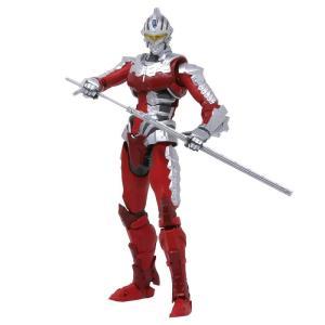 ウルトラマン Ultraman フィギュア s.h.figuarts ultraman suit ver 7 the animation figure silver fermart-hobby