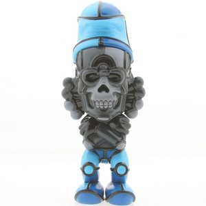 BAIT おもちゃグッズ Toys and Collectibles BAIT Comikaze Exclusive David Flores Deathead Smurks Figure|fermart-hobby