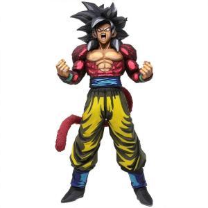 ドラゴンボール Dragon Ball フィギュア dragon ball gt super master stars piece manga dimensions super saiyan 4 son goku figure pink|fermart-hobby