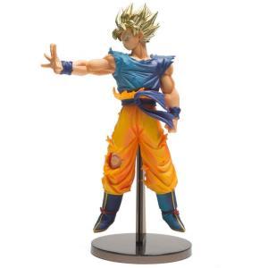 ドラゴンボール Dragon Ball フィギュア dragon ball z blood of saiyans special ver. super saiyan goku figure blue|fermart-hobby
