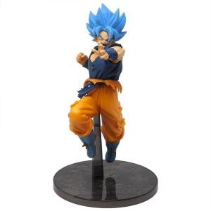 ドラゴンボール Dragon Ball Super フィギュア dragon ball super the movie ultimate soldiers the movie vol 2 super saiyan blue goku figure blue|fermart-hobby