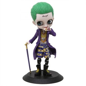 スーサイド スクワッド Suicide Squad フィギュア q posket suicide squad joker figure - ver b purple fermart-hobby