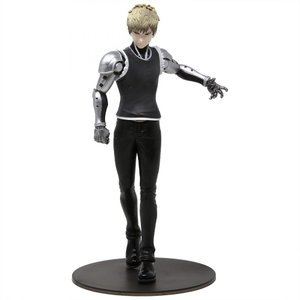 ワンパンマン One-Punch Man フィギュア dxf one-punch man genos premium figure gray|fermart-hobby