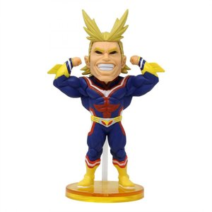 僕のヒーローアカデミア My Hero Academia フィギュア my hero academia world collectable figure vol. 1 - 02 all might blue|fermart-hobby