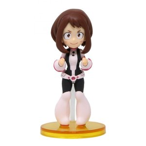 僕のヒーローアカデミア My Hero Academia フィギュア my hero academia world collectable figure vol. 1 - 03 ochaco uraraka pink|fermart-hobby