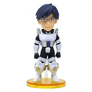 僕のヒーローアカデミア My Hero Academia フィギュア my hero academia world collectable figure vol. 1 - 04 tenya iida white|fermart-hobby