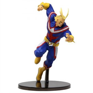 僕のヒーローアカデミア My Hero Academia フィギュア my hero academia the amazing heroes vol 5 all might figure blue|fermart-hobby