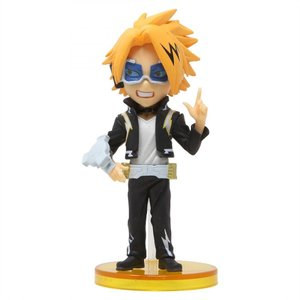 僕のヒーローアカデミア My Hero Academia フィギュア my hero academia world collectable figure vol. 2 - 10 denki kaminari yellow|fermart-hobby