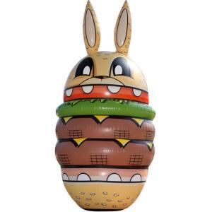 ジョー レッドベター トイズ アンド コレクティブルズ フィギュア・おもちゃ Toys and Collectibles Burger Bunny Inflatable - Joe Ledbetter|fermart-hobby
