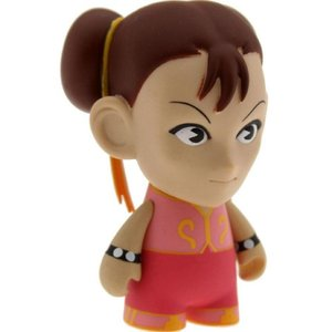 ストリートファイター キッドロボット Kidrobot Kidrobot Street Fighter 3 Inch Mini Series Chun Li Figure - 1/20 Ratio|fermart-hobby