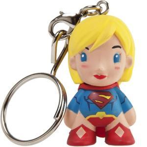 ディーシー コミックス DC Universe グッズ キーチェーン x dc universe supergirl 1.5 inches keychain blue|fermart-hobby