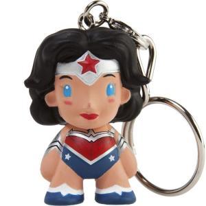 ディーシー コミックス DC Universe グッズ キーチェーン x dc universe wonder woman 1.5 inches keychain blue|fermart-hobby