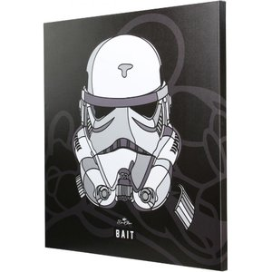 スターウォーズ おもちゃグッズ Toys and Collectibles BAIT x David Flores Star Wars 36 Inch Canvas - Storm Trooper|fermart-hobby