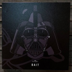 スターウォーズ おもちゃグッズ Toys and Collectibles BAIT x David Flores Star Wars 24 Inch Canvas - Darth Vader|fermart-hobby