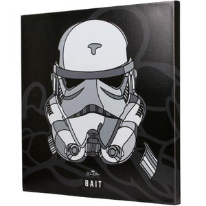 スターウォーズ おもちゃグッズ Toys and Collectibles BAIT x David Flores Star Wars 24 Inch Canvas - Storm Trooper|fermart-hobby