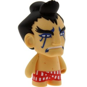 ストリートファイター キッドロボット Kidrobot Kidrobot Street Fighter 3 Inch Mini Series E Honda Figure - 1/20 Ratio|fermart-hobby