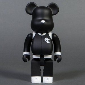 ベアブリック Bearbrick フィギュア goodenough classic black 400% bearbrick figure black|fermart-hobby