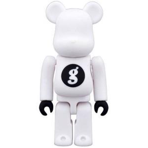 フィギュア メディコム Medicom Medicom Goodenough White 100% Bearbrick Figure|fermart-hobby