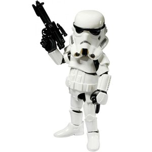 ストームトルーパー おもちゃグッズ Toys and Collectibles Herocross Hybrid Metal Figuration #005 Stormtrooper Diecast Figure (white)|fermart-hobby