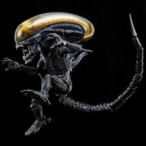 フィギュア おもちゃグッズ Toys and Collectibles Herocross Hybrid Metal Figuration #023 The Alien Diecast Figure|fermart-hobby