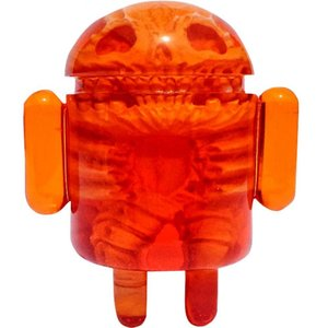 アンドロイド おもちゃグッズ Toys and Collectibles Android Foundry x Scott Wilkowski Infected Android Figure  - SDCC Exclusive|fermart-hobby