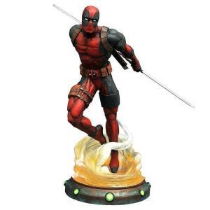 マーベル Marvel フィギュア diamond select toys marvel gallery deadpool 9 inch pvc figure red|fermart-hobby