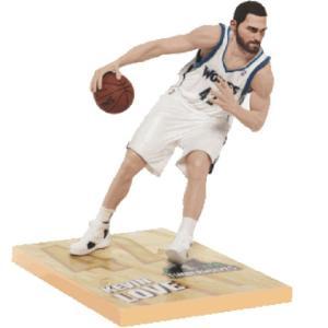 エヌ ビー エー マクファーレントイズ McFarlane Toys McFarlane Toys Kevin Love Minnesota Timberwolves Series 21 NBA Figure|fermart-hobby