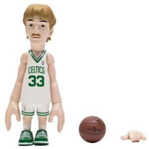 NBA フィギュア x coolrain nba legends boston celtics larry bird figure white fermart-hobby
