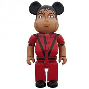 マイケル ジャクソン Michael Jackson フィギュア michael jackson thriller red jacket 1000% figure red|fermart-hobby