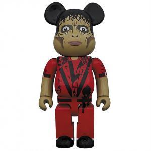 マイケル ジャクソン Michael Jackson フィギュア michael jackson thriller zombie 1000% figure red|fermart-hobby