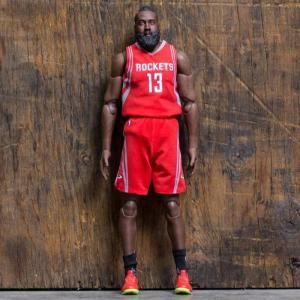 NBA フィギュア nba x james harden 1/9 scale 9 inch figure red|fermart-hobby