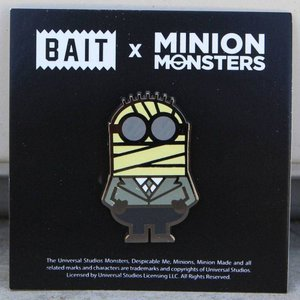 ミニオンズ Minion グッズ x minion monsters mummy glasses pin multi|fermart-hobby