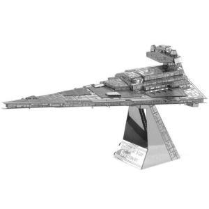 スターウォーズ Star Wars プラモデル fascinations metal earth model kit - star wars imperial star destroyer silver|fermart-hobby