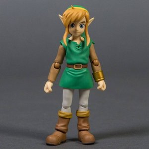 ゼルダの伝説 Good Smile Company Legend of Zelda Link Between Worlds Link Figma Deluxe Version Action Figure|fermart-hobby