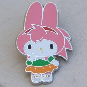 サンリオ Sanrio グッズ x sanrio x sonic pink my melody pin pink|fermart-hobby