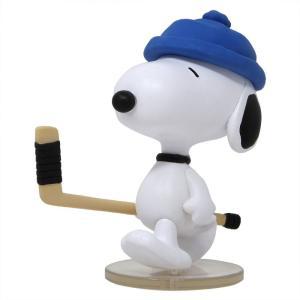 スヌーピー Snoopy フィギュア シリーズ6 udf peanuts series 6 hockey player snoopy ultra detail figure white fermart-hobby