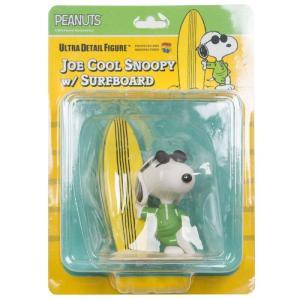スヌーピー Snoopy フィギュア シリーズ8 udf peanuts series 8 joe cool snoopy with surfboard ultra detail figure white fermart-hobby