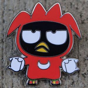 サンリオ Sanrio グッズ x sanrio x sonic red badtz-maru pin red|fermart-hobby