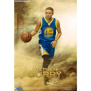 エヌビーエー エンターベイ フィギュア・おもちゃ Enterbay NBA x Enterbay Stephen Curry 1/6 Scale Figure|fermart-hobby