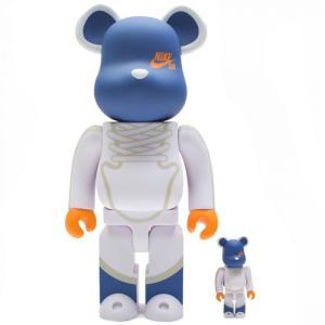 ベアブリック Bearbrick フィギュア nike sb dunk elite high 100% 400% bearbrick figure set white fermart-hobby