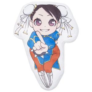 ストリートファイター Street Fighter グッズ 枕 x street fighter chun li pillow blue|fermart-hobby