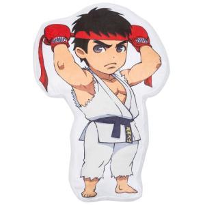 ストリートファイター Street Fighter グッズ 枕 x street fighter ryu pillow white|fermart-hobby