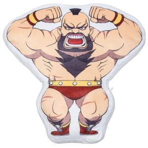 ストリートファイター Street Fighter グッズ 枕 x street fighter zangief pillow tan|fermart-hobby
