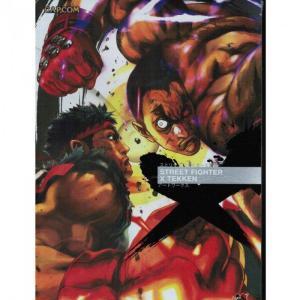 ストリートファイター Street Fighter 本・雑誌 street fighter x tekken artworks art book|fermart-hobby