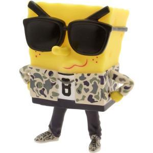 スポンジ ボブ SpongeBob フィギュア x spongebob spongebob squarepants 4 inch figure yellow fermart-hobby